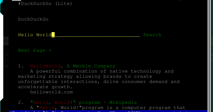 How To Browse Internet Via Linux Terminal? - Fosslicious