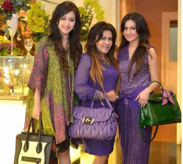 Diana Pungky bersama 2 temannya mendirikan The Andaru Spa Klinik kecantikan