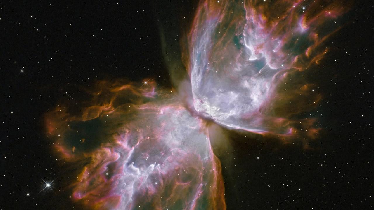 Utilizan una galaxia como «lente» para observar una extraña supernova