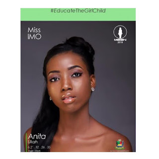 Miss Imo emerges as the 2018 Most Beautiful Girl in Nigeria