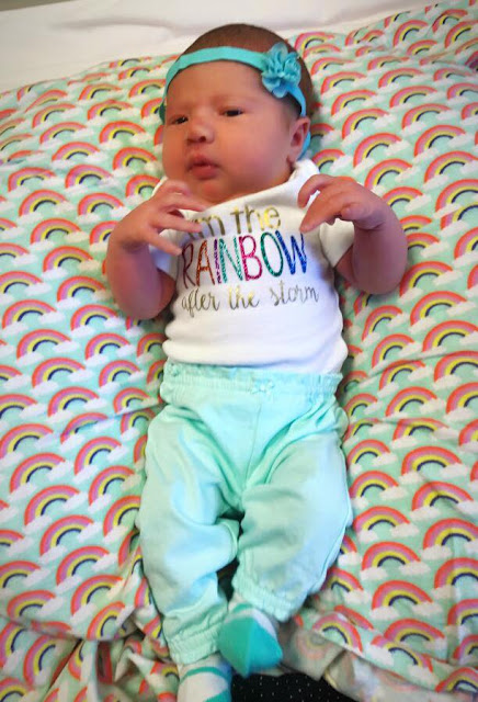 rainbow baby, rainbow baby birth story, birth story, motherhood, sarah griffith, birth after miscarriage,