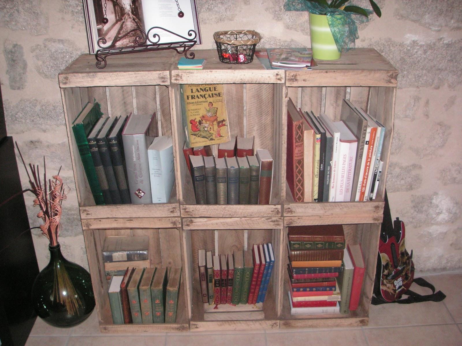 construire retaper caisses de pommes pom pom pom. Black Bedroom Furniture Sets. Home Design Ideas