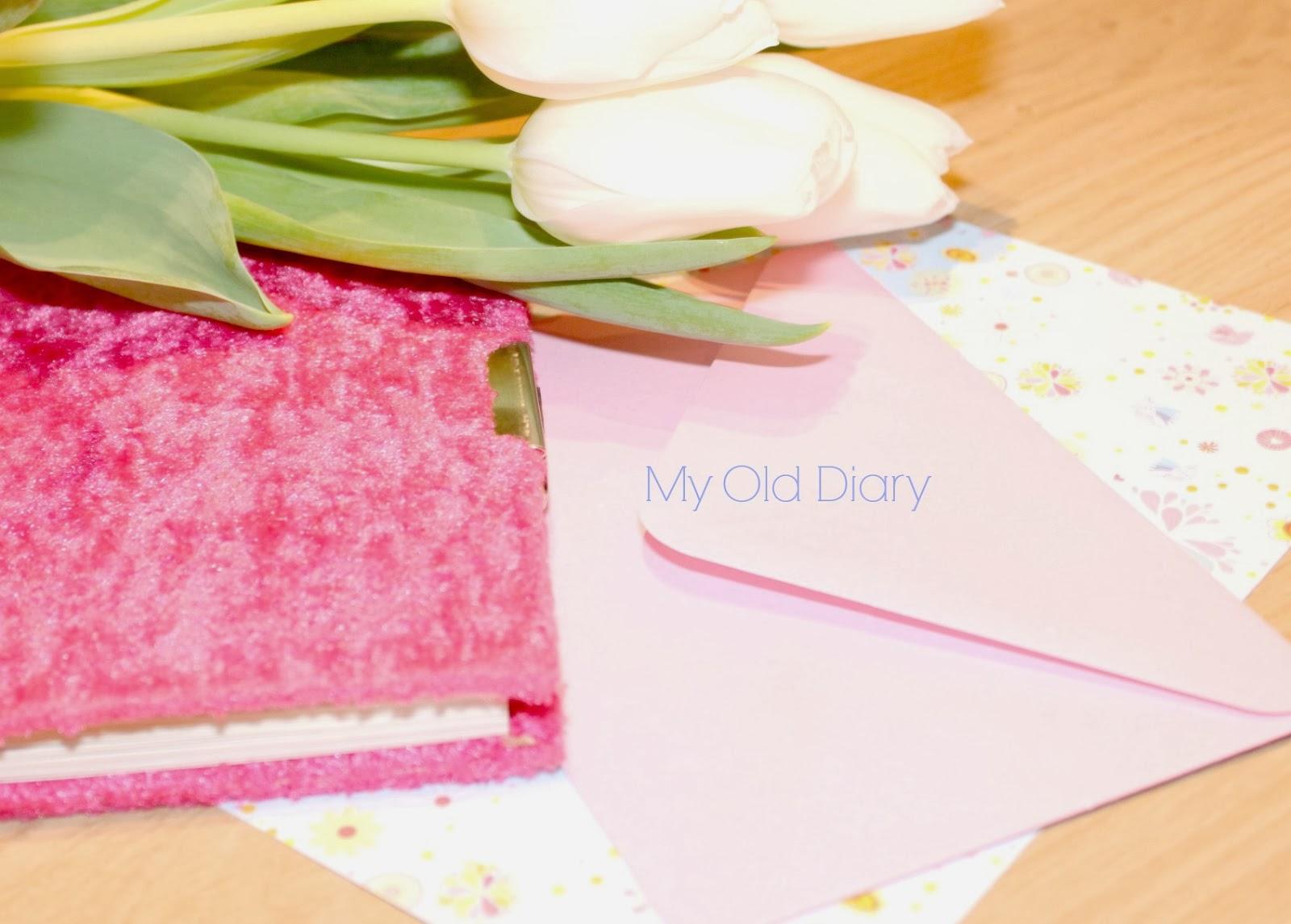 stare pamiętniki