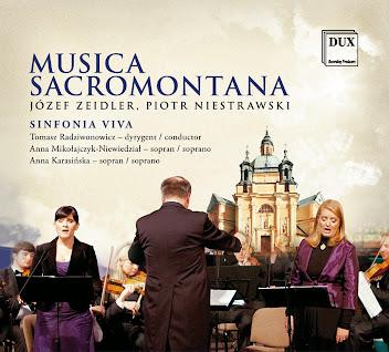 Musica Sacromontana. Józef Zeidler, Piotr Niestrawski
