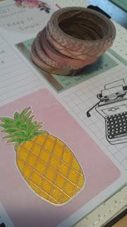 fresh crafts blog - new year, new planner