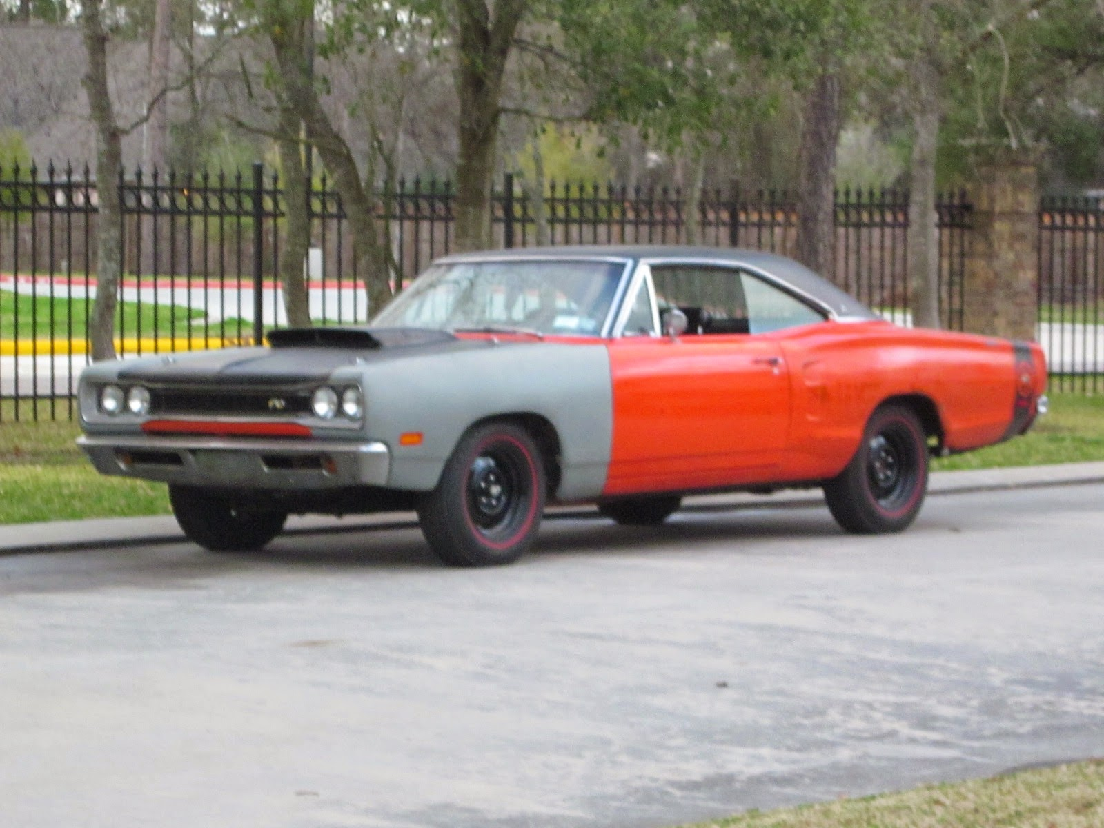 Projects In The Hangar: 1969-1/2 Dodge Super Bee A12