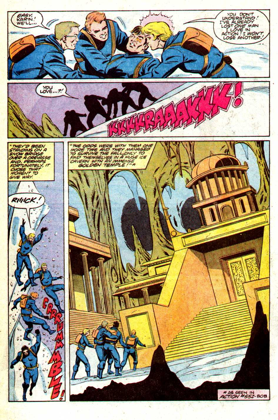 Read online Secret Origins (1986) comic -  Issue #14 - 25