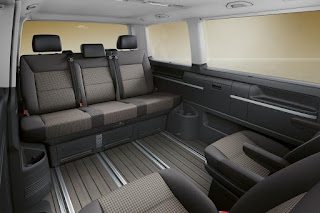 Volkswagen Transporter Multivan '70 Years of the Bulli' (2017) Interior