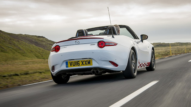 Mazda MX-5 Icon (2016) review