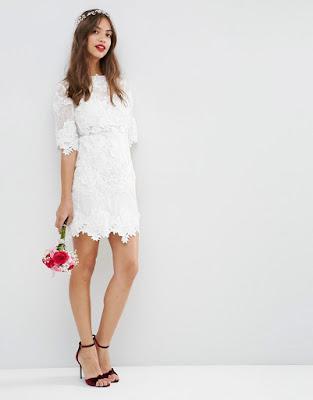 vestidos cortos pegados al cuerpo