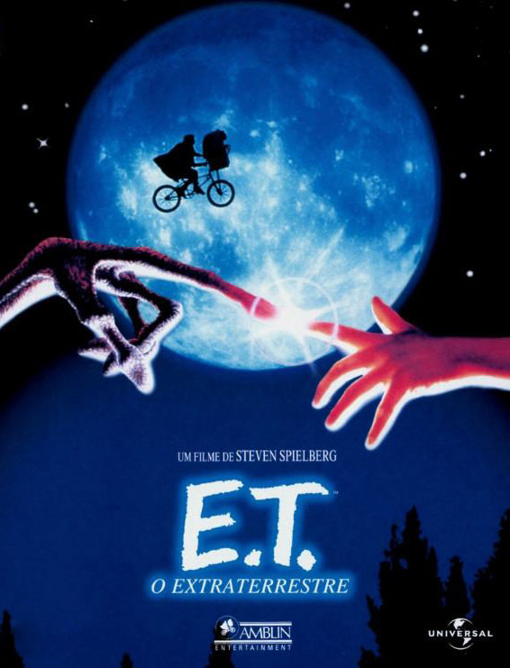 E.T. - O Extraterrestre Torrent - Blu-ray Rip 720p e 1080p Dual Áudio (1982)