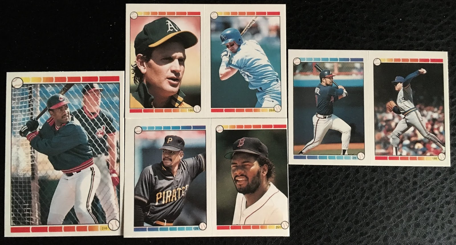 Cardboard Clubhouse The Yard Sale Cards Baseball Junk Wax