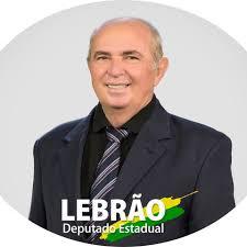 Homenagem do Deputado Lebrão