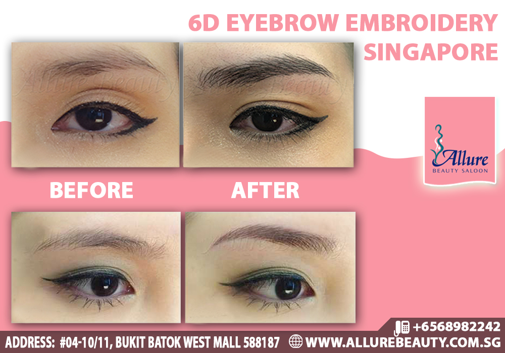 Looking For Eyebrow Embroidery Services Gather Proper Knowledge