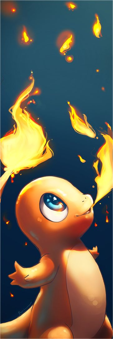 cutest Charmander 1