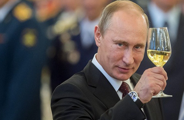 Putin's massive victory in election, will become Russia's fourth president for the fourth time