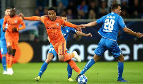 Olympique Lyon vs Hoffenheim Live Streaming Today 07-11-2018 UEFA Champions League