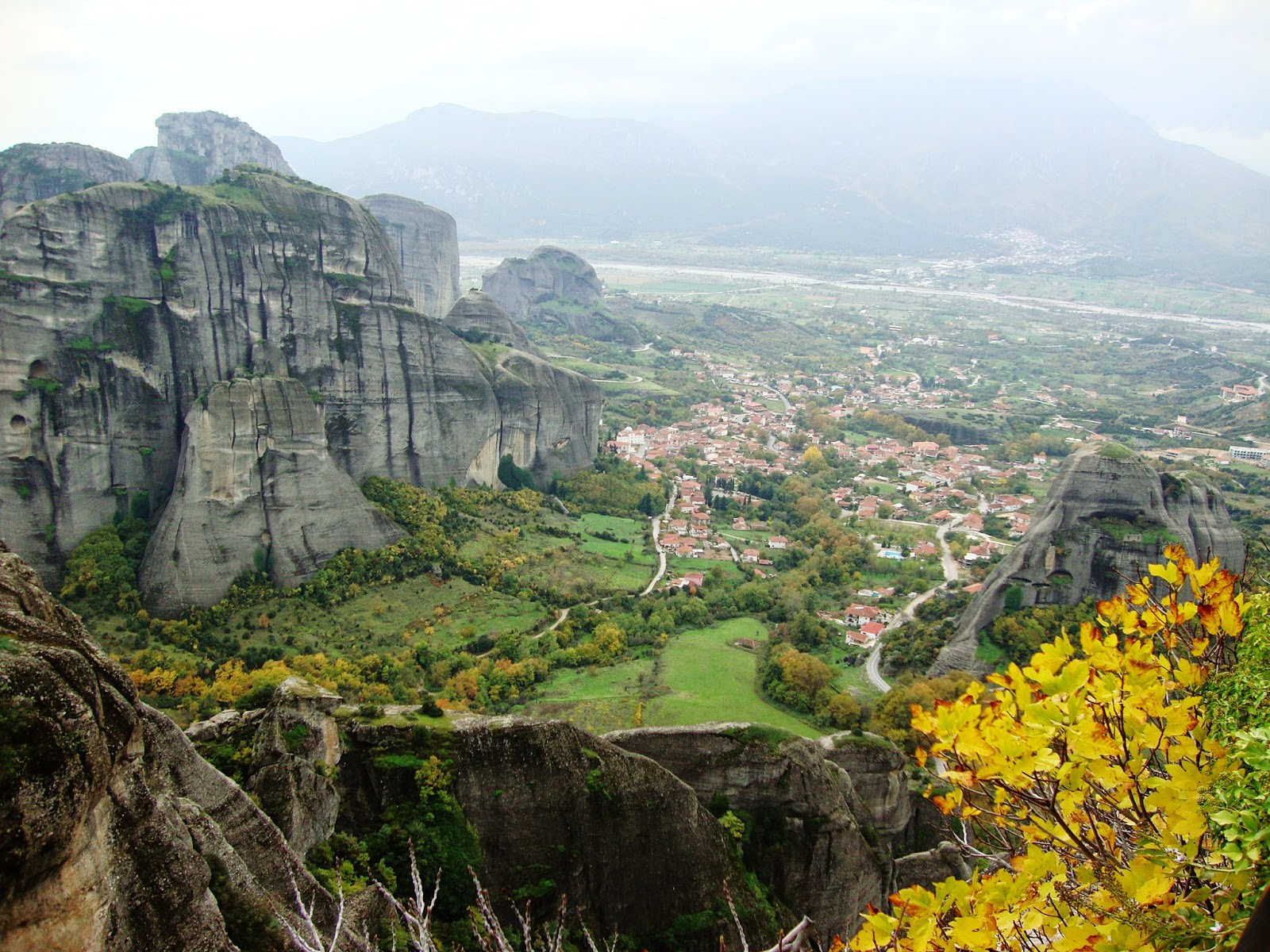 meteora, greece, kalampaka,bijuleni,travel