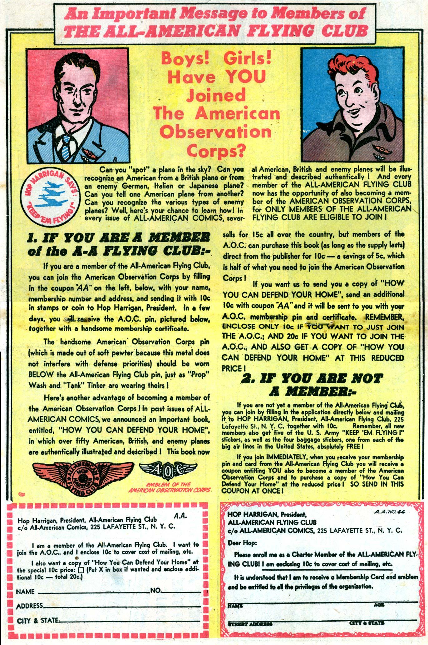 Read online All-American Comics (1939) comic -  Issue #44 - 34