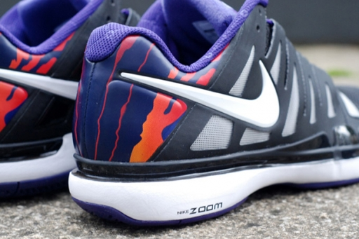 best sneakers 15b89 5825b Shoes color gray, purple two-color couplers, the most attractive way  followed by orange color at the corrugated instantly broke double the  original slightly ...