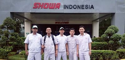 Lowongan Kerja Jobs : Operator Produksi, STAFF INTERPRETER Lulusan Min SMA SMK D3 S1 PT Showa Autoparts Indonesia