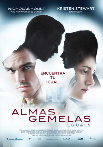 Almas gemelas (Equals) (2016) [BRrip 1080p] [Latino] [Drama]