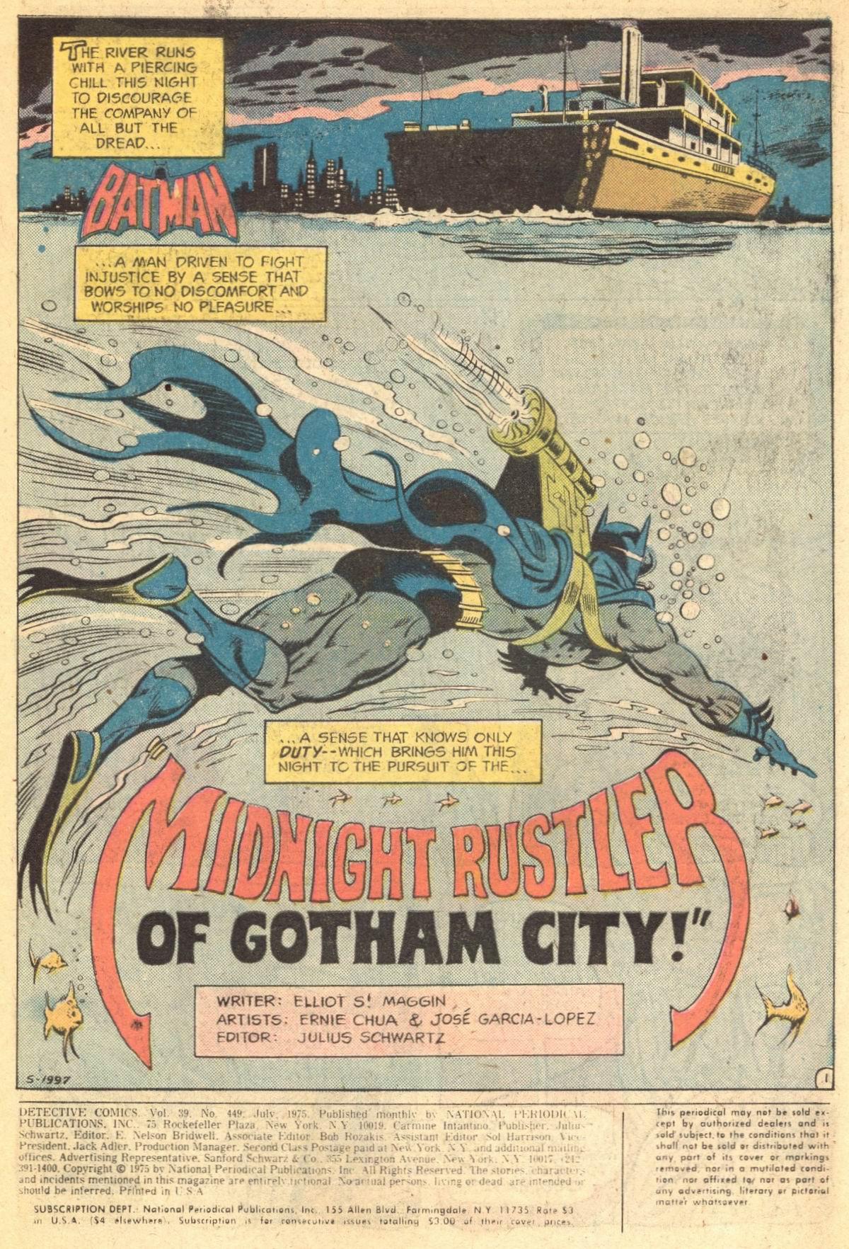 Detective Comics (1937) 449 Page 2