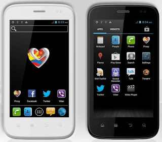 MyPhone A878 Duo Android Phone