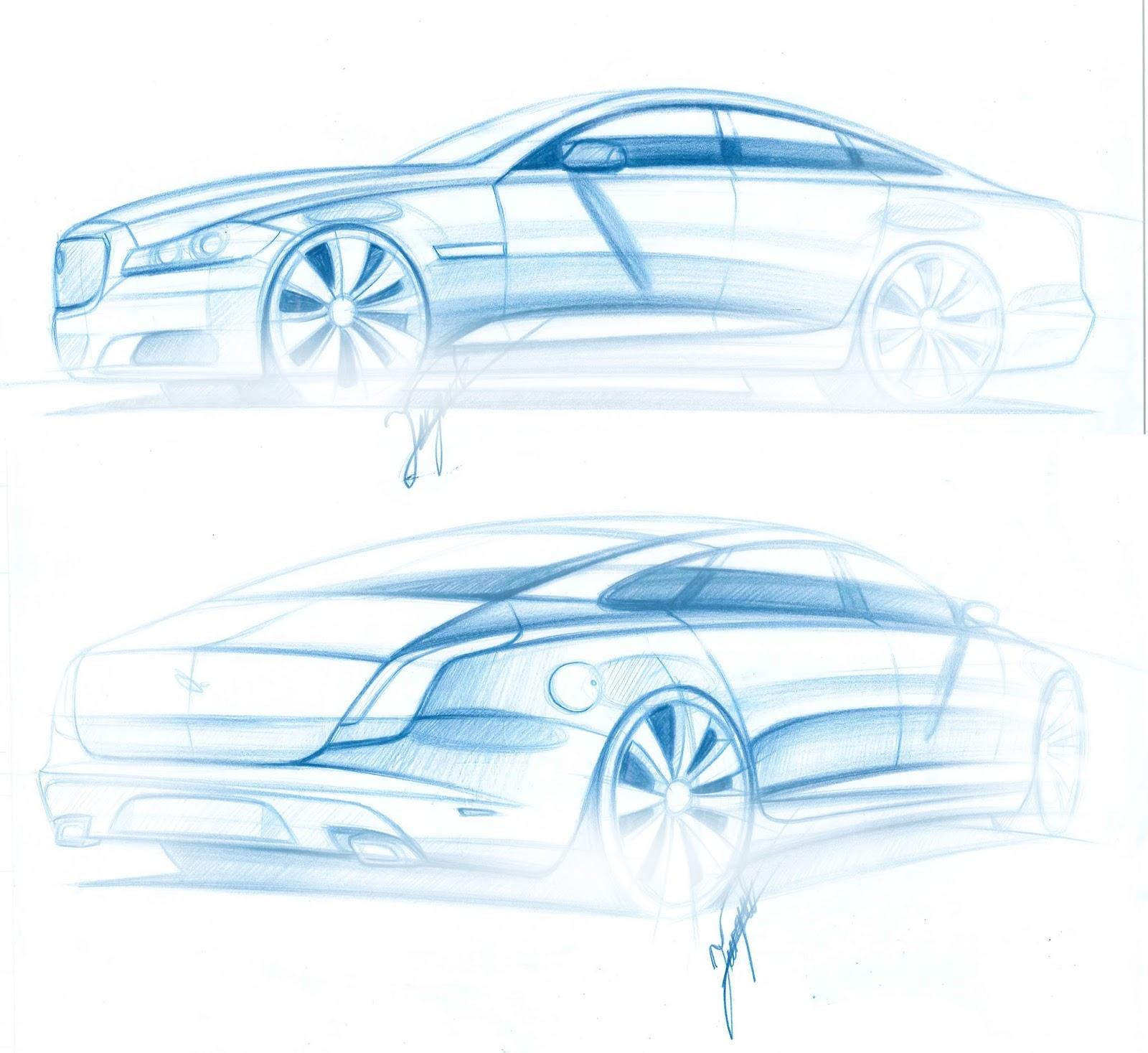 MY CAR SKETCH PRACTICES | TURGUT ALKIM TUTUMLU Car Designer ...