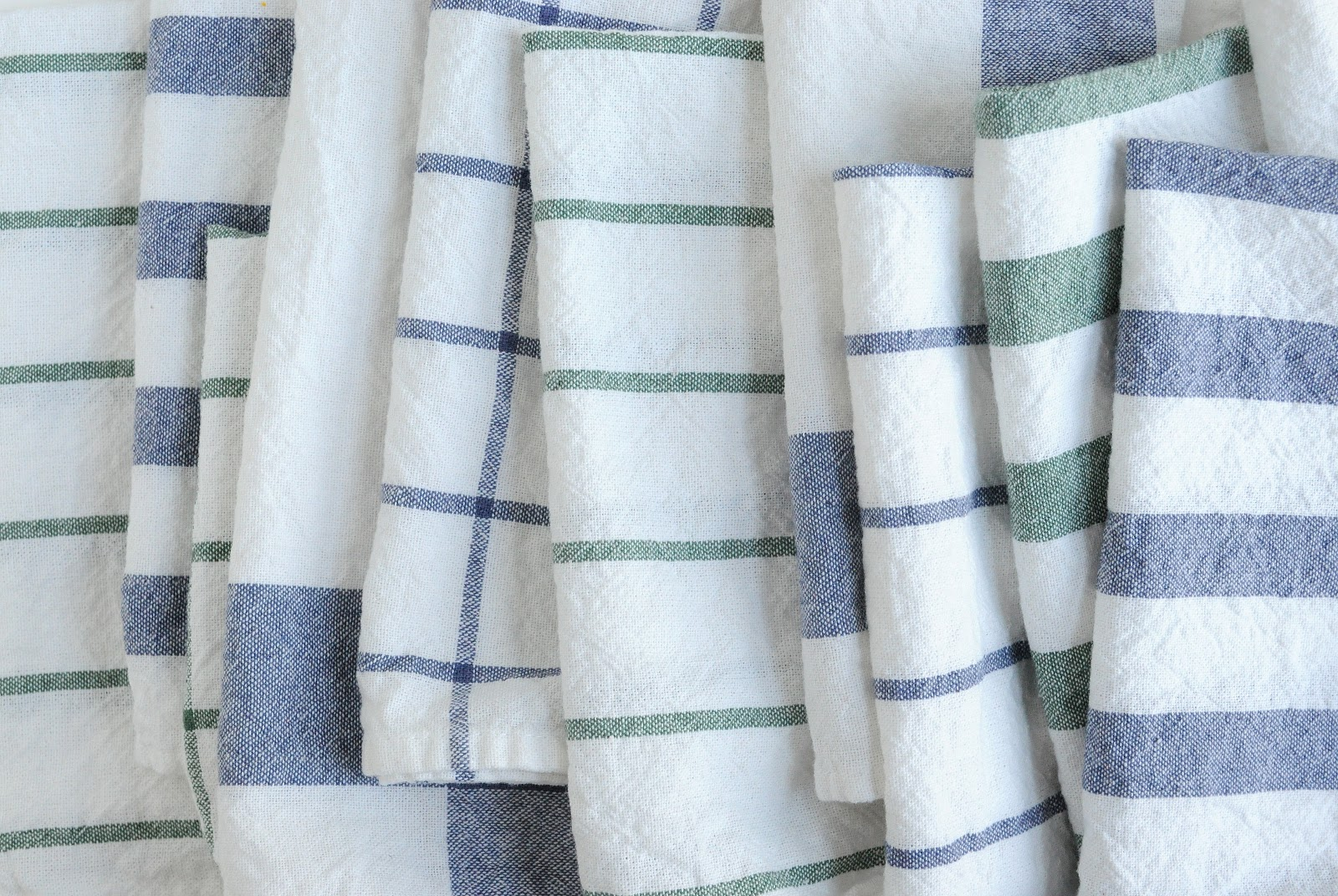 Diy Easy Cloth Napkins From Ikea Dish Towels