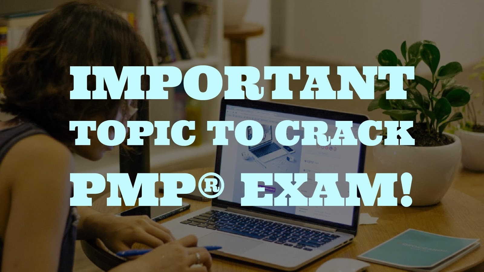 Important Topic To Crack Pmp Exam Nishtha Institute Of Training
