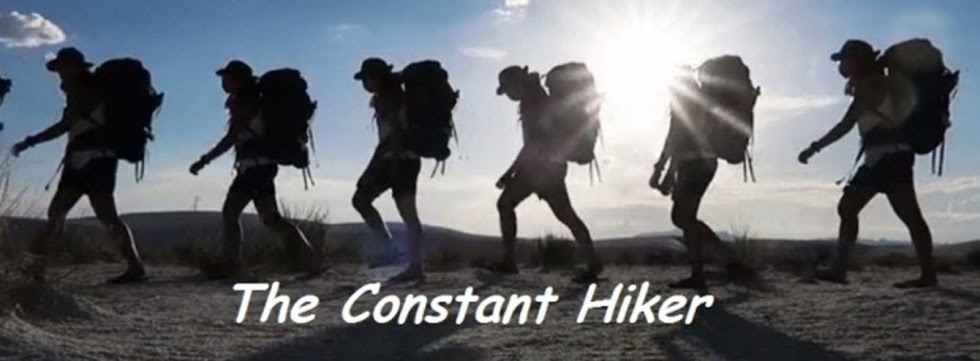 The Constant Hiker - Trail Journals