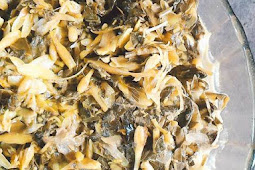 Sayur Garo khas Maluku Utara