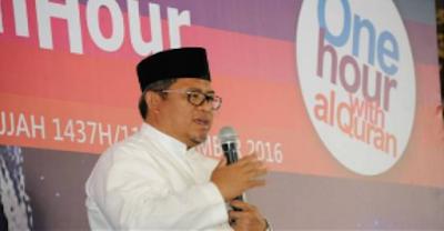 5 Gubernur Indonesia yang Hafal Al Quran (Hafiz)
