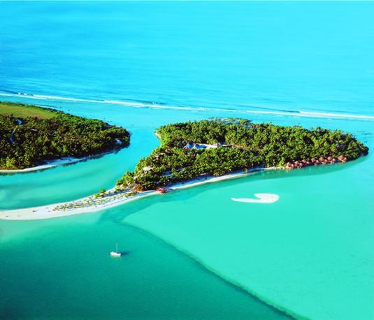 Cook Islands Beaches: Donna Casa