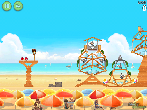 Angry Birds Rio Game Free Download
