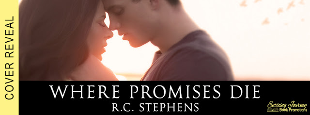 Cover Reveal: Where Promises Die by R.C. Stephens