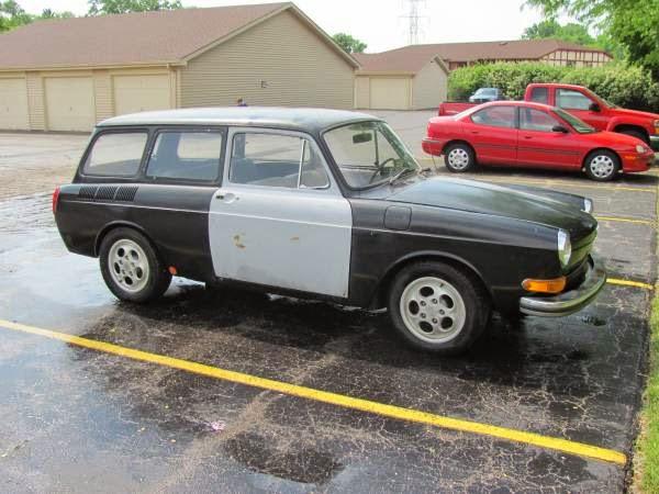 1970 Vw Type 3 Squareback Buy Classic Volks