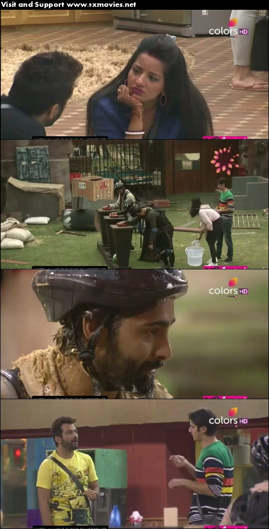 Bigg Boss S10E95 19 Jan 2017 HDTV 480p