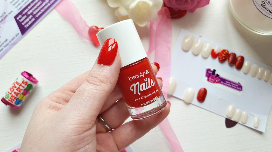 Beauty UK, budget nail polish, red nails, red nail polish, The Style Guide Blog, UK beauty blog