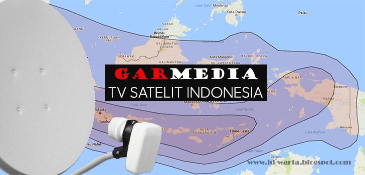 Daftar Terbaru Channel Garmedia Juli 2018