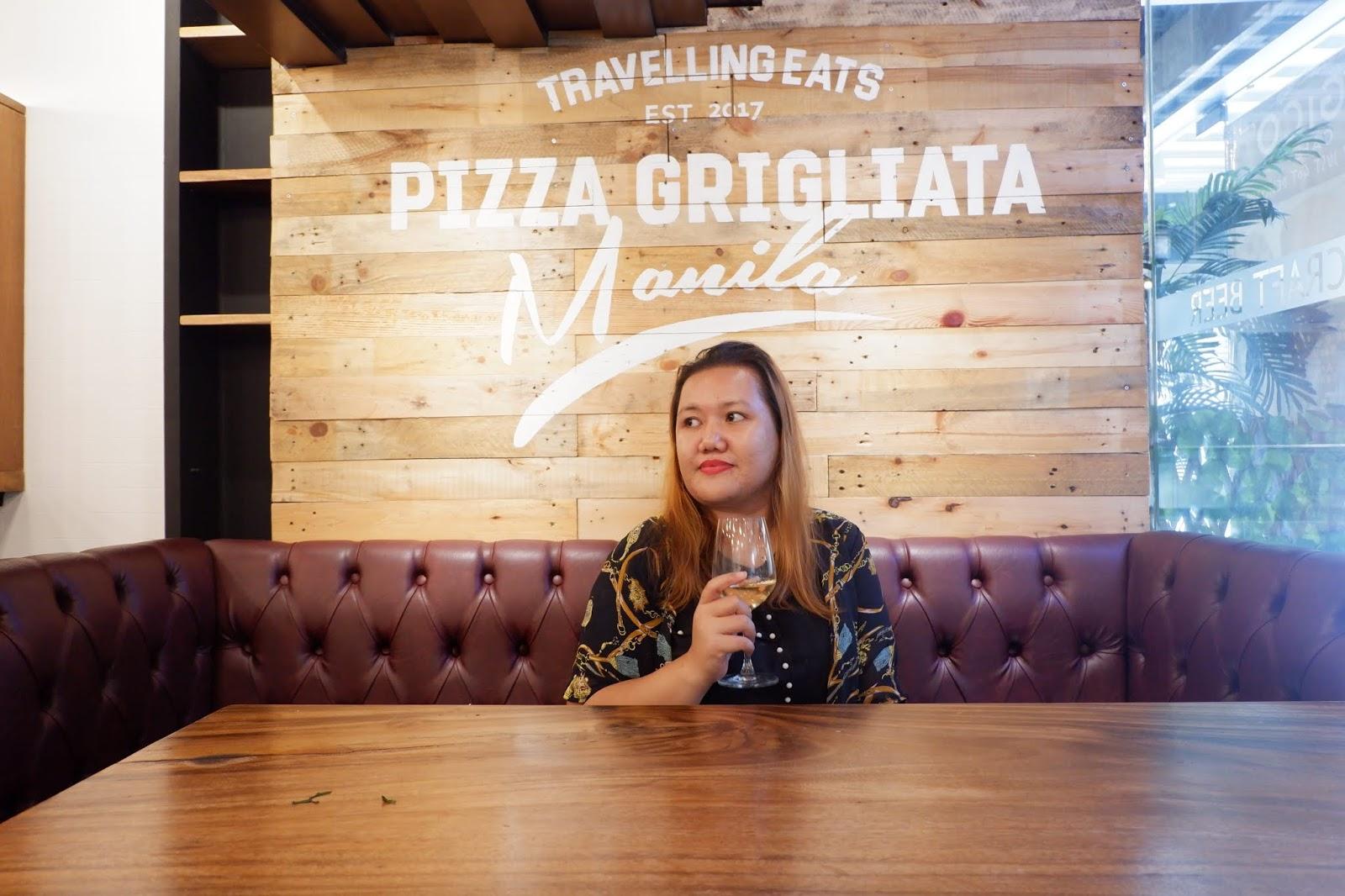 Foodie Adventures | Pizza Grigliata