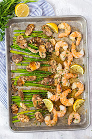 23 Sheet Pan Meals...from chicken to beef to seafood...even breakfast! These family friendly meal options are easy and delicious. (sweetandsavoryfood.com)
