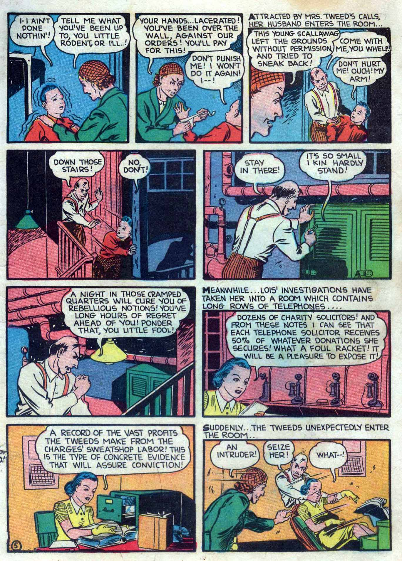 Read online Action Comics (1938) comic -  Issue #27 - 11