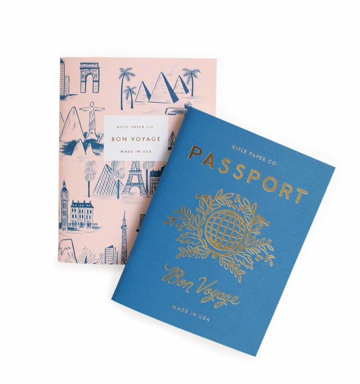 15+ Of The Best Traveler Gift Ideas Besides Actual Plane Tickets - Notebooks