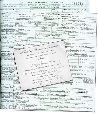 digitize your paper family tree documents