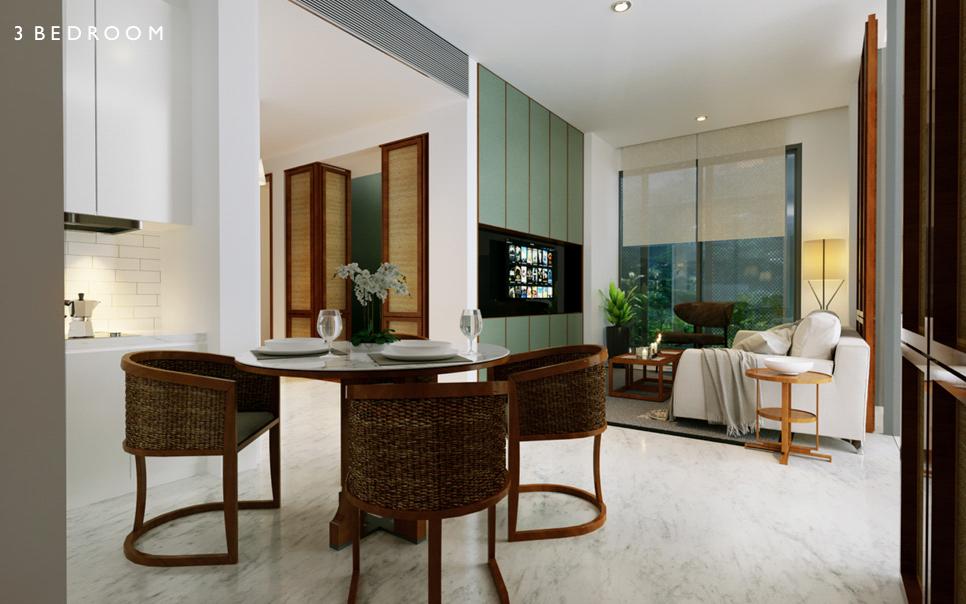 Apartemen Kasamara Residence