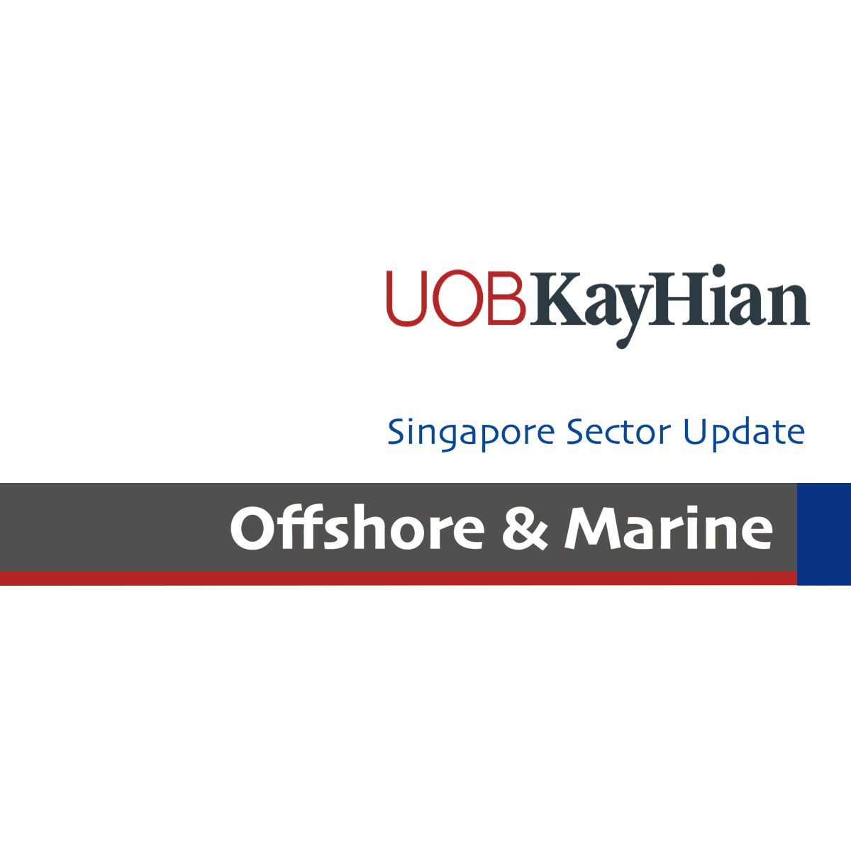 Offshore & Marine – Singapore - UOB Kay Hian 2017-03-10: Sector Remains Cashflow-stressed; Clear Survivors Emerge