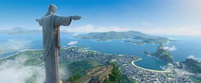 Christ the Redeemer Foto 7 Keajaiban dunia