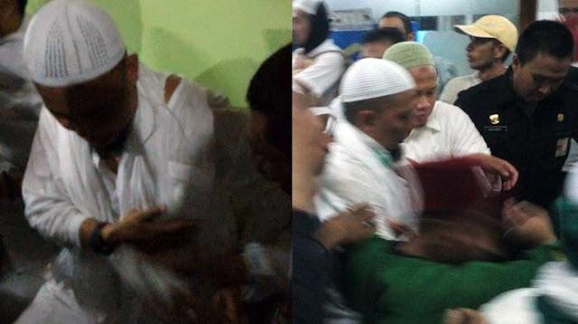 Inna Lillahi, Terkena Tembakan, Ustadz Arifin Ilham Dilarikan ke RS Budi Kemuliaan